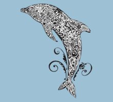 Dolphin Doodle Kids Clothes