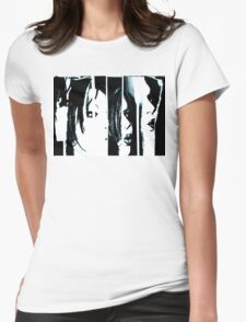 Love Barcode Womens Fitted T-Shirt