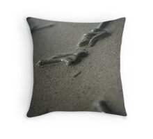 Sea Shapes Throw Pillow