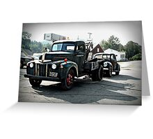 1942 Ford Pick-Up Truck Greeting Card