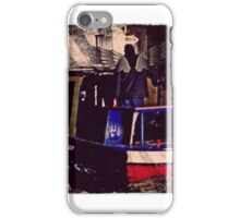 Painted Ships Upon A Painted Ocean #3 iPhone Case/Skin