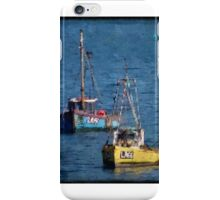 Painted Ships Upon A Painted Ocean #2 iPhone Case/Skin
