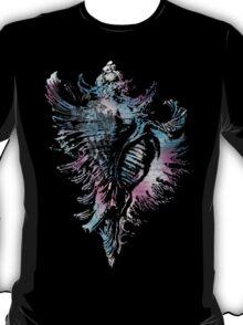 Haeckel's Seashell Elaborated T-Shirt