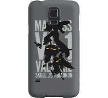 A Skull from the Skies Samsung Galaxy Case/Skin