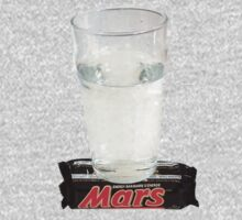 We Found Water On Mars! by artistman