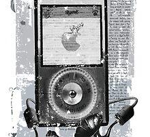 iPod circa x by Sixto Tomas Marcelo