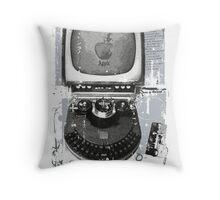iMac circa x Throw Pillow
