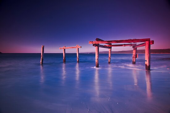Hamelin Bay II by Paul Pichugin