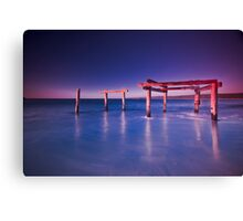 Hamelin Bay II Canvas Print