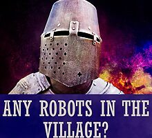 Any robots in the village? by luckypixel