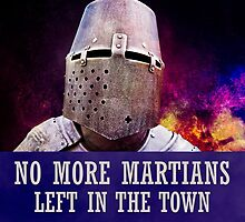 No more martians left in the town by luckypixel