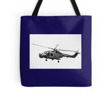 Royal Navy Helicopter........... Tote Bag