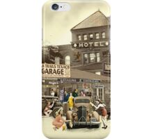 Busy Girls iPhone Case/Skin