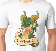 Touchy Dragon GRN Unisex T-Shirt
