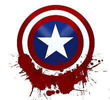 Bloody Shield by paton