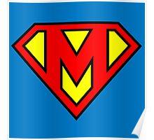 Super M Poster