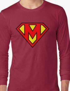 Super M Long Sleeve T-Shirt