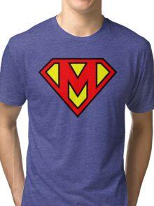 Super M Tri-blend T-Shirt