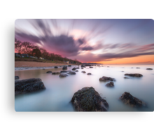 Woodside Smoothy Canvas Print
