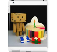 Danbo Birthday iPad Case/Skin