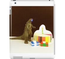 Godzilla Birthday iPad Case/Skin