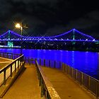 The Story Bridge sparkling by PhotosByG