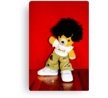 Fred takes centre stage - he's still got the moves Canvas Print