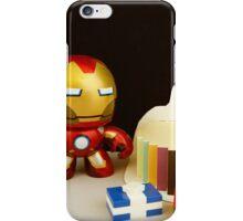 Iron Man Birthday iPhone Case/Skin