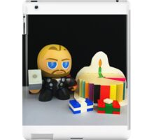 Thor Birthday iPad Case/Skin