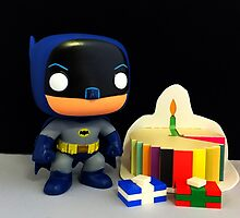 Batman '66 Birthday by FendekNaughton