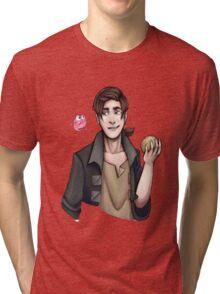 Jim Lee Hawtie-kins Tri-blend T-Shirt