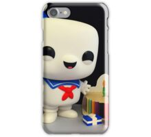 Stay Puft Birthday iPhone Case/Skin