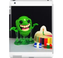 Slimer Birthday iPad Case/Skin
