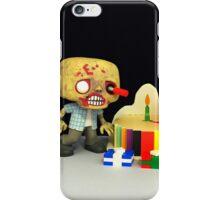 Zombie Birthday iPhone Case/Skin