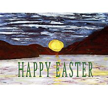 EASTER 73 Photographic Print