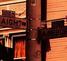 Haight/Ashbury by Lynn  Gettman