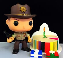 Rick Grimes Birthday by FendekNaughton