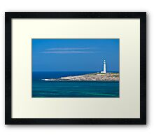 Cape Leeuwin Lighthouse II Framed Print