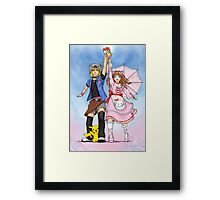 .:Animemania:. Framed Print