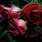 I Love You by yolanda