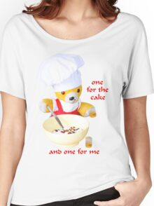 One for the cake Women's Relaxed Fit T-Shirt
