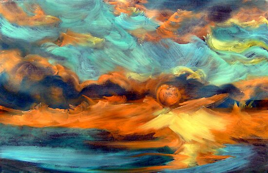 Dance in the sky by Nurhilal Harsa