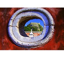 The Old Fort Corfu  Photographic Print