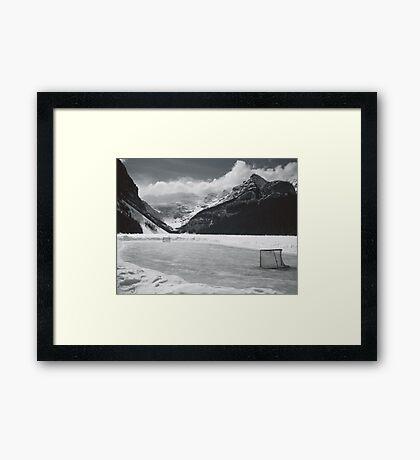 Empty Soul Framed Print