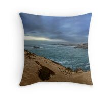 Seaside Throw Pillow