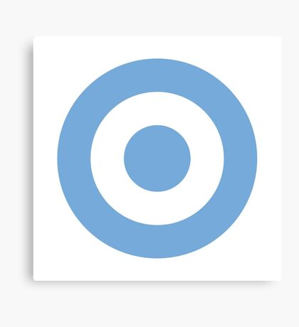 Argentine Air Force - Roundel Canvas Print