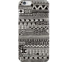 """Maze"" Highly detailed zentangle designs iPhone Case/Skin"