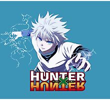 Kirua - Hunter x Hunter Photographic Print
