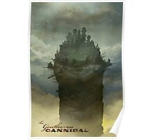 The Gentleman Cannibal: The City Poster
