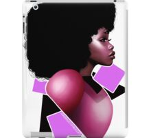 garnet, white version for shirts! iPad Case/Skin